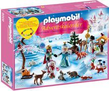 Playmobil - Kalendarz adwentowy Lodowa księżniczka 9008