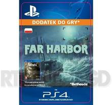 Fallout 4 Far Harbor DLC PS4 [kod aktywacyjny]