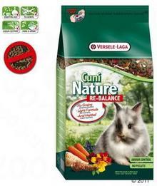 Versele-Laga Laga Cuni Nature Re-Balance pokarm dla królików miniaturowych -10 kg