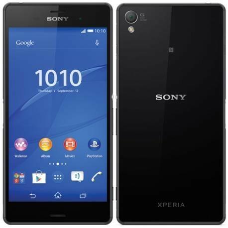 Sony Xperia Z3 Czarny