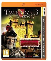 Twierdza 3 Złota Edycja Kolekcja Klasyki PC