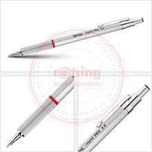 Rotring Rapid Pro - precyzyjny ołówek automatyczny 2,0mm - srebrny - S0914540