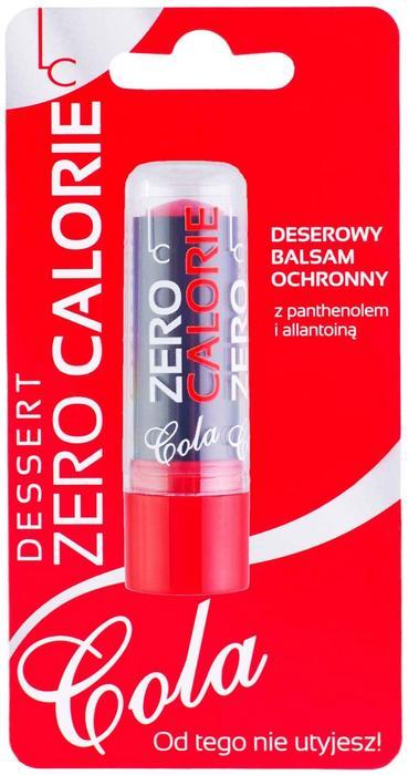 Laura Conti Zero Calorie Deserowy balsam ochronny COLA