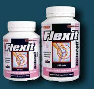 Nutrend Flexit Gelacoll (kolagen) 180 tab.