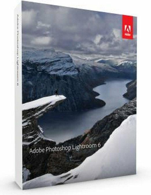 Adobe Lightroom 6 - Nowa licencja GOV