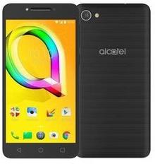 Alcatel A5 LED 5085D 16GB Dual Sim Czarny
