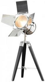 Invicta Interior Lampa stołowa Hollywood srebrna - i36847