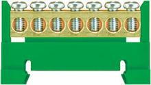 Pawbol Mostek LZ 7/Z / TH35 - Zielony E.4020