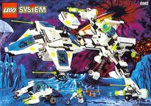 LEGO System Space Exploriens Starship 6982