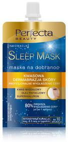 DAX Cosmetics Dax Perfecta Sleep Mask - Kwasowa dermabrazja skóry 50ml