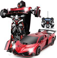 Lean Toys Robot Auto Trooper Zdalnie Sterowany RC