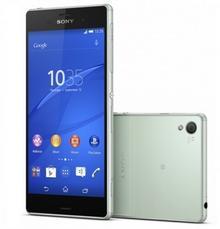 Sony Xperia Z3 Srebrno-Zielony