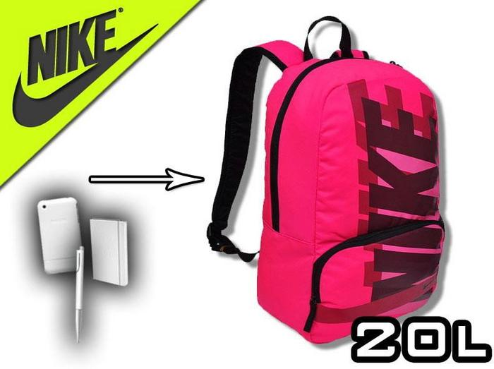 022cb7e5ca384 Nike Plecak Classic Turf różowy BA4865-660 – ceny
