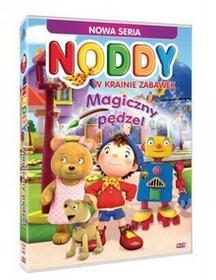 Noddy w krainie zabawek Magiczny pędzel DVD) Wayne Moss Enid Blyton