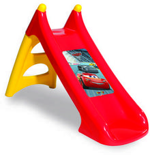 Simba Toys ZJEŻDŻALNIA XS CARS 3 (śLIZG 90CM) 7600820613