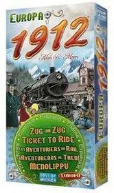 Rebel Wsiąść do Pociągu: Europa 1912