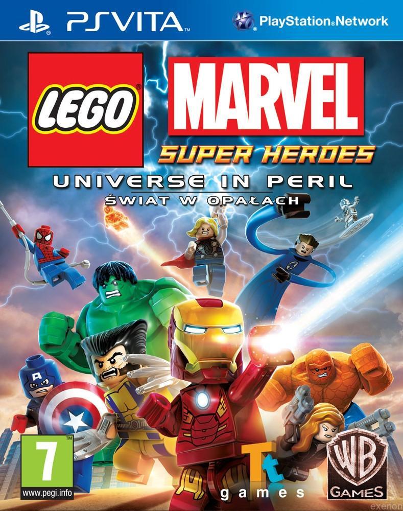Marvel Super Heroes Edycja Specialna PS Vita