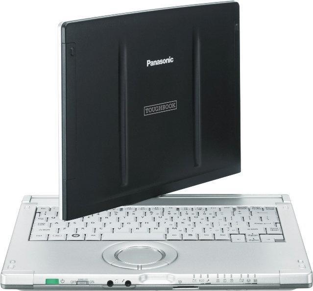 "Panasonic Toughbook CF-C1 12,1"", Core i5 2,4GHz, 2GB RAM, 250GB HDD"