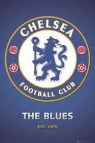 Chelsea Club Crest 2013 - Plakat