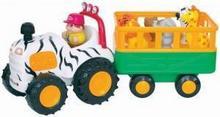 Kiddieland Traktor safari 29652