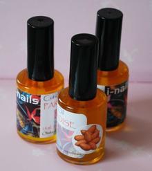 I-nails special PARADISE Oliwka zapachowa 15ml z pędzelkiem (7) migdał