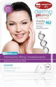 Dermo Pharma Maska Kompres 4D Lifting i Modelowanie 1szt.