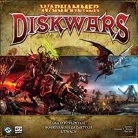 Fantasy Flight Games Galakta Warhammer Diskwars ed.polska)