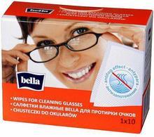 Chusteczki do czyszczenia okularów 10szt.