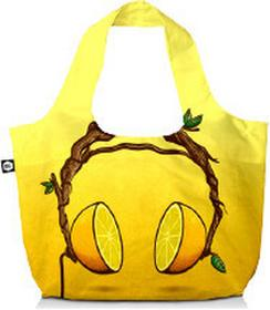 BG BerlinEco torba na zakupy 3w1 BG Eco Bags - Juicy Beats BG001/01/104