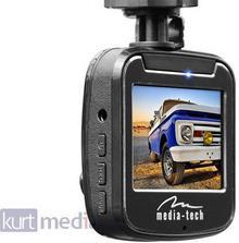 media-tech U-DRIVE INVIGO MT4049 -Kamera samochodowa 1080p Full HD, z technologi