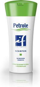 Inter Fragrances Petrole - szampon do włosów ciemnych z chlorofilem 200ml