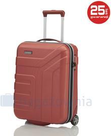 Travelite Mała kabinowa walizka VECTOR 72007-88 Czerwona - czerwony 72007-88