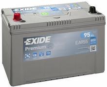 Exide Premium Carbon Boost EA955 12V 95Ah/800A L+