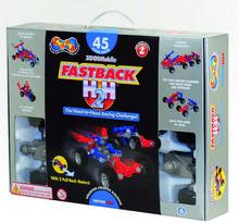Zoob zestaw klocków Mobile Fastback H2H Napęd 45 elementów