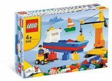 LEGO Zbuduj własny port 6186