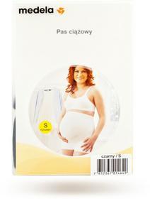 Medela Pas ciążowy - rozmiar S, kolor czarny