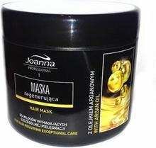 Joanna Maska regenerująca z olejkiem arganowym 500g