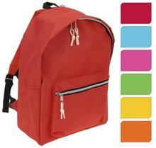 Plecak SIMPLE-ONE szkolny, młodzieżowy, 13 l - czerwony