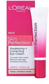 Loreal Skin Perfection krem korekcyjny do okolic oczu Awakening + Correcting Eye Cream 15ml