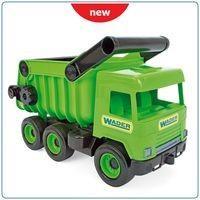Wader Middle Truck Wywrotka zielona w kartonie