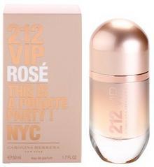 Carolina Herrera 212 Vip Rose Woda perfumowana 50ml
