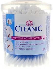 Cleanic Patyczki higieniczne pudełko 100 szt.