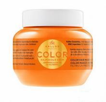 Kallos KJMN maseczka Color do włosów farbowanych 275ml