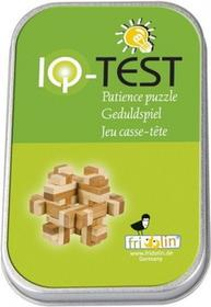Fridolin IQ-Test 3D puzzle - Skrzynia bambus