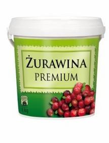 Fanex ŻURAWINA 1 KG 53364303