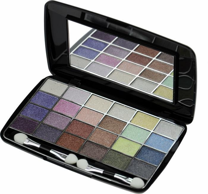Ruby Rose Creamy Eyeshadow Kit Paleta kremowych cień do powiek HB 1024 3 RRHB10