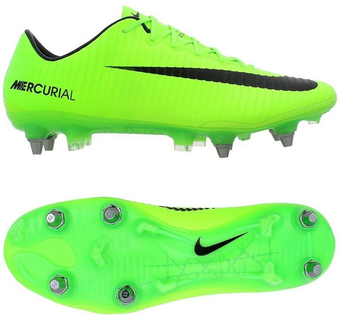 najlepsza obsługa szczegółowe obrazy szczegóły dla Nike Buty Mercurial Vapor XI SG-PRO 831941 303 zielony, 44 1 ...