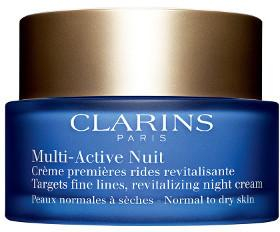 Clarins Multi-Active Night Youth Recovery Comfort Cream Krem na noc do cery suchej 50ml