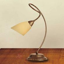 Lampa stołowa Alessandro antyczny brąz