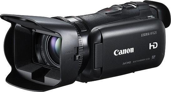 Canon HF G25 LEGRIA